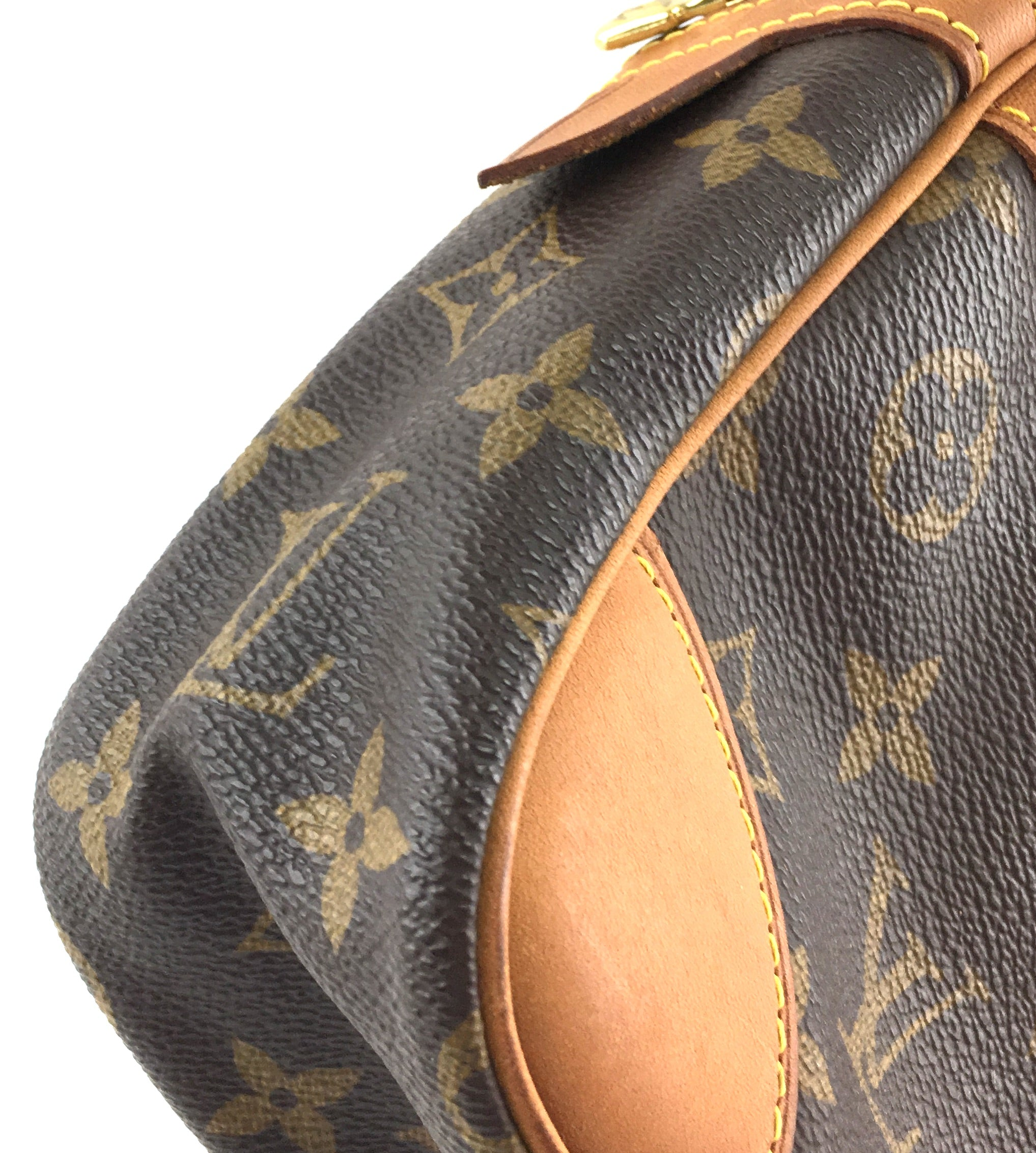 Louis Vuitton Toilette Trousse Monogram Canvas