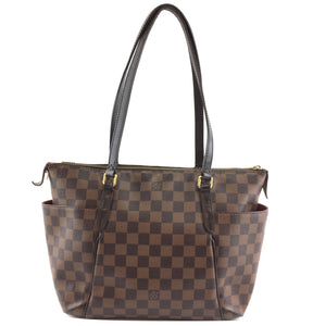 Louis Vuitton Totally PM Damier Ébène Canvas