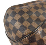 Louis Vuitton Sistina GM Damier Ébène Canvas