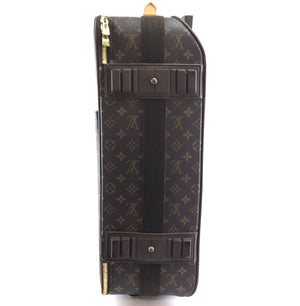 Louis Vuitton Pegase 55 Monogram Canvas