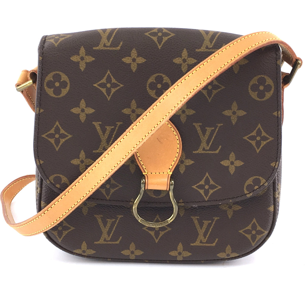 Louis Vuitton Saint Cloud Monogram Canvas