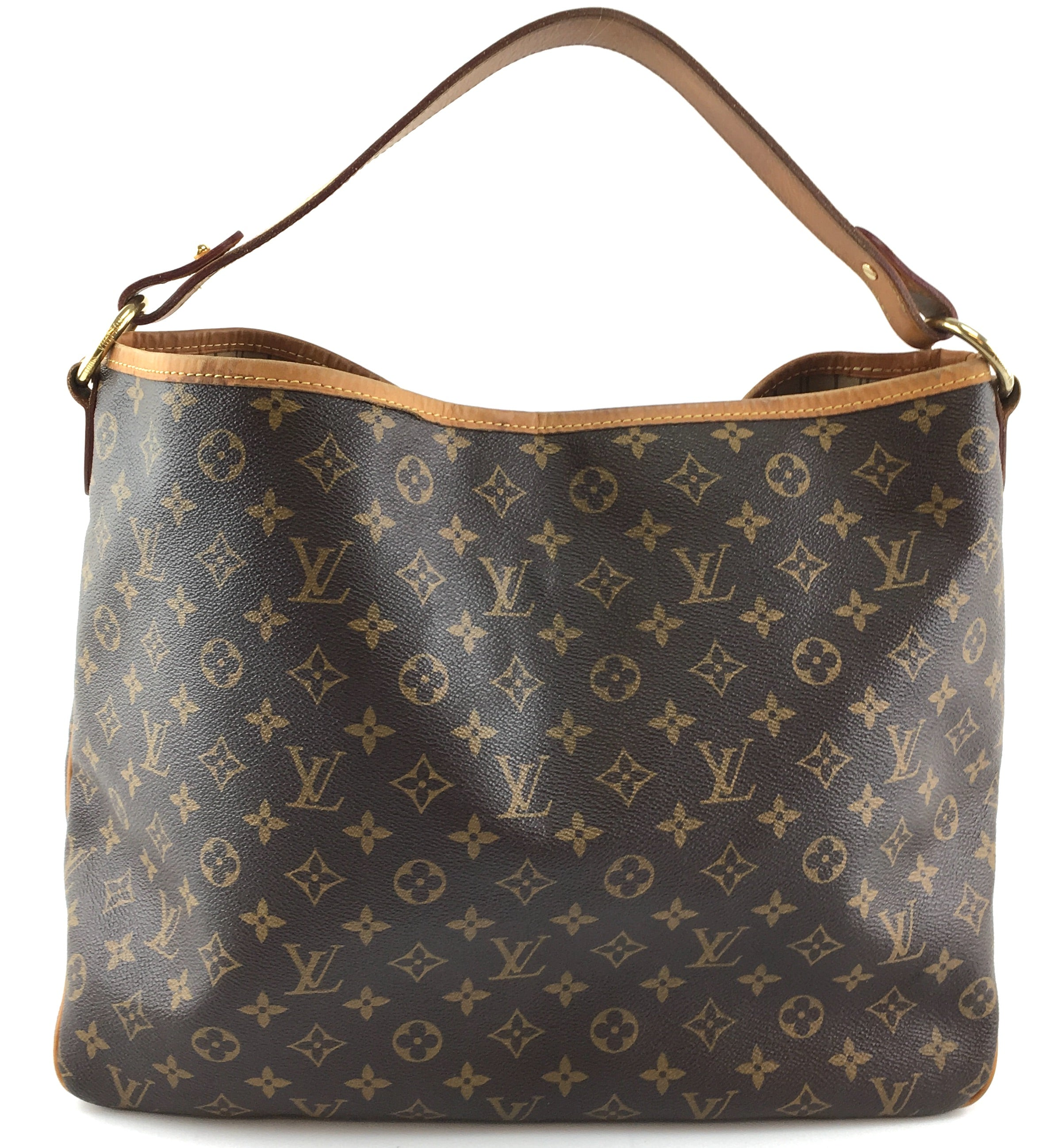 Louis Vuitton Delightful MM Monogram Canvas