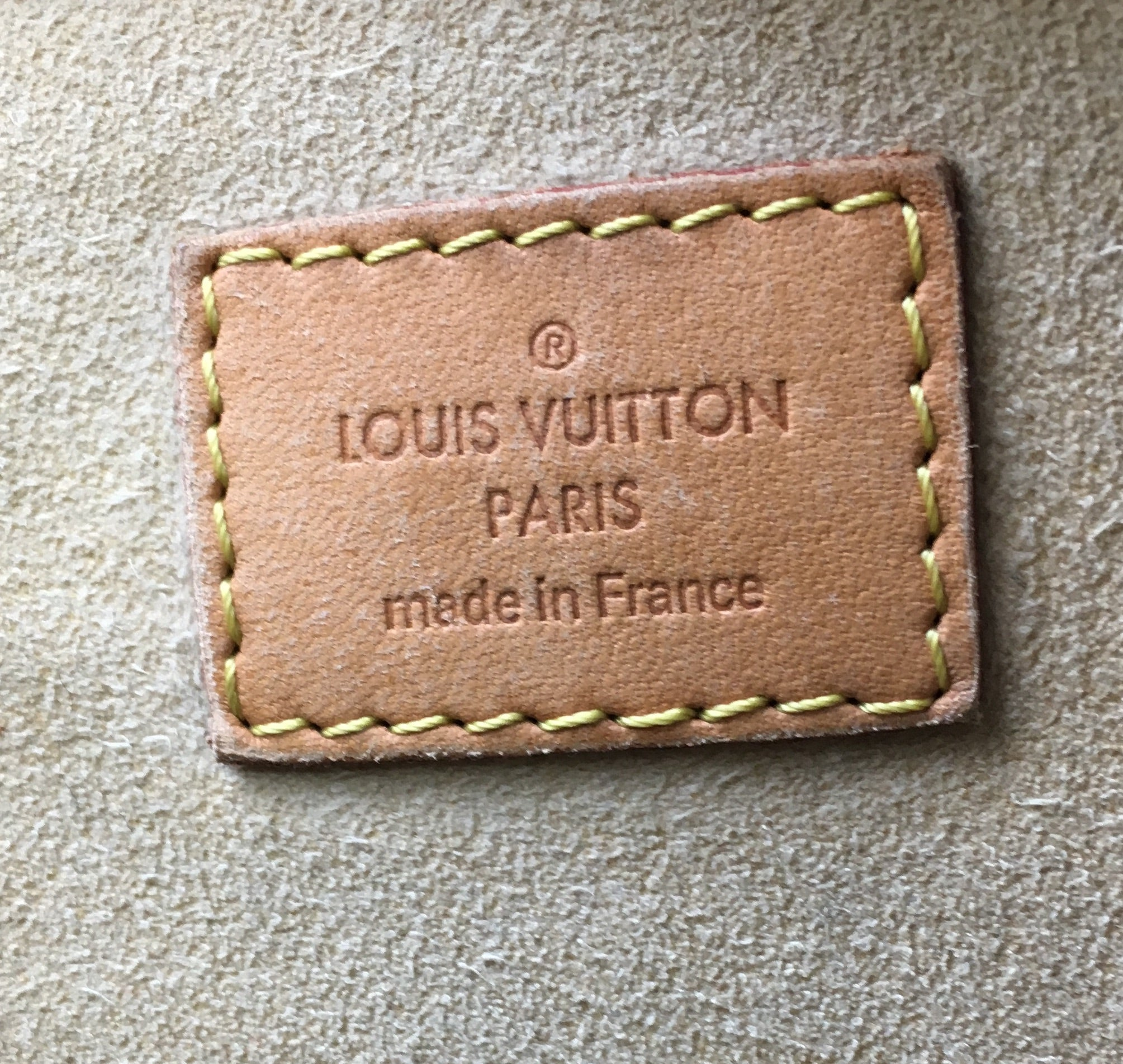 Louis Vuitton Estrela MM Monogram Canvas