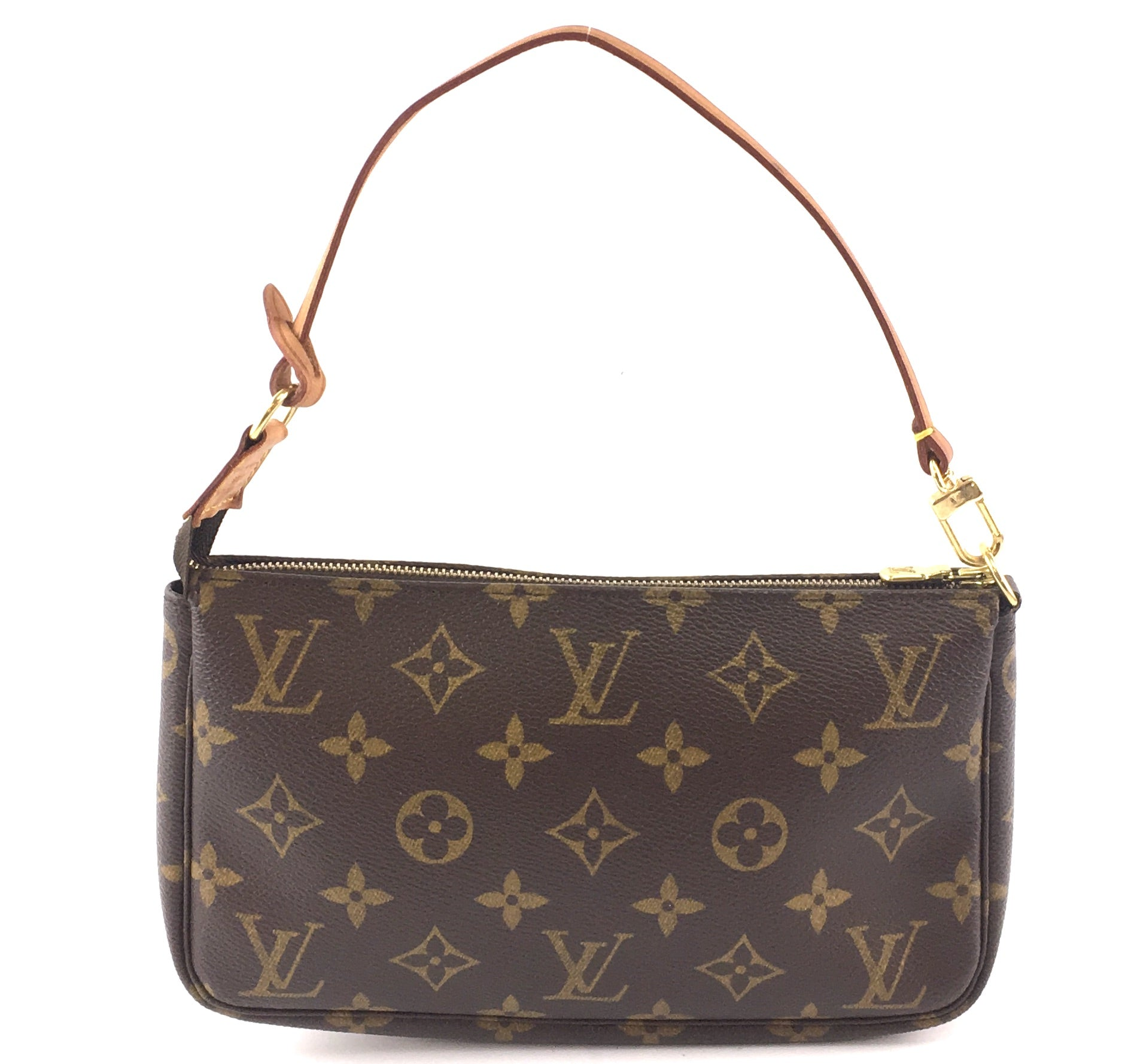 Louis Vuitton Accessory Pochette Monogram Canvas