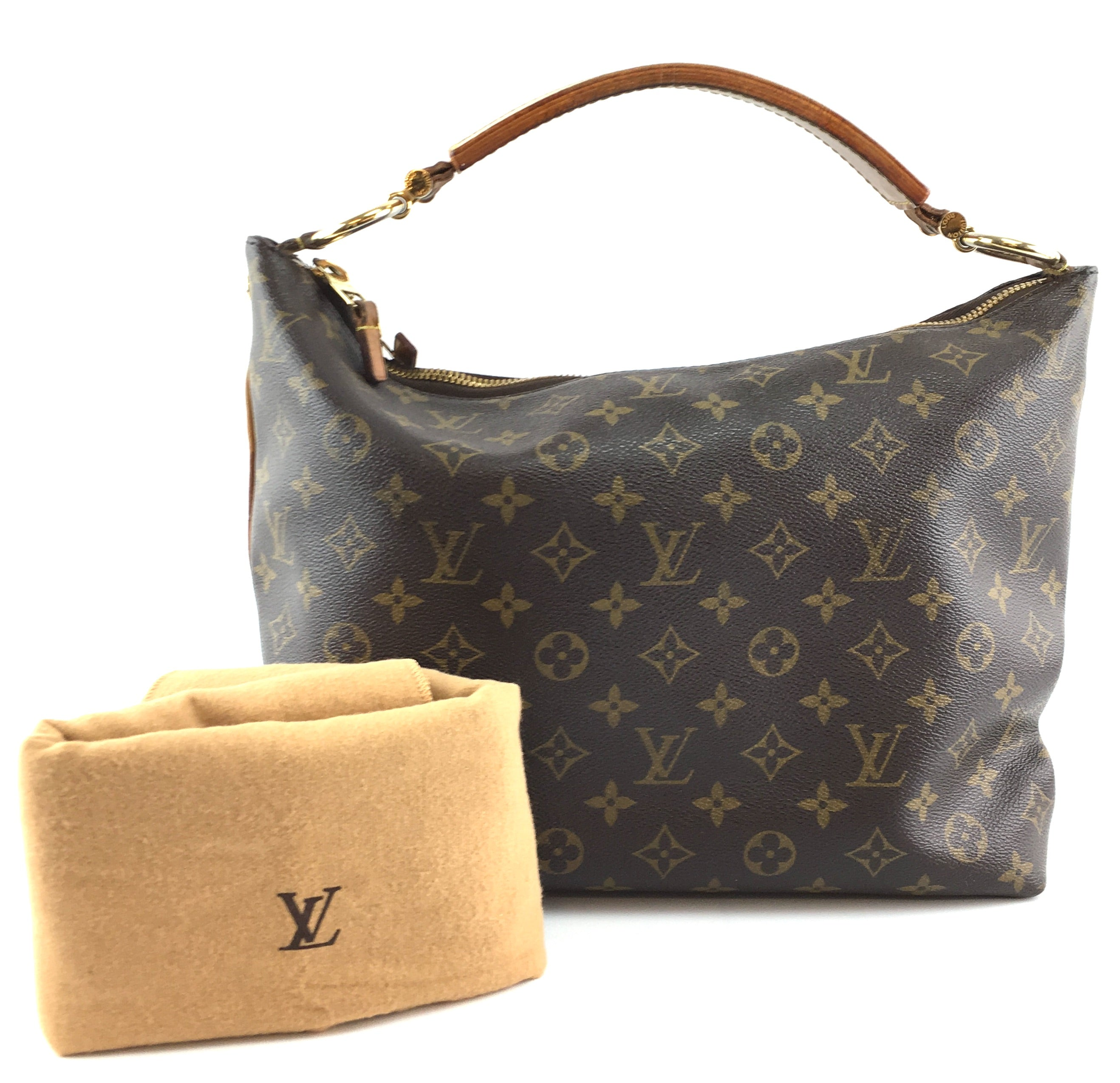 Louis Vuitton Sully PM Monogram Canvas