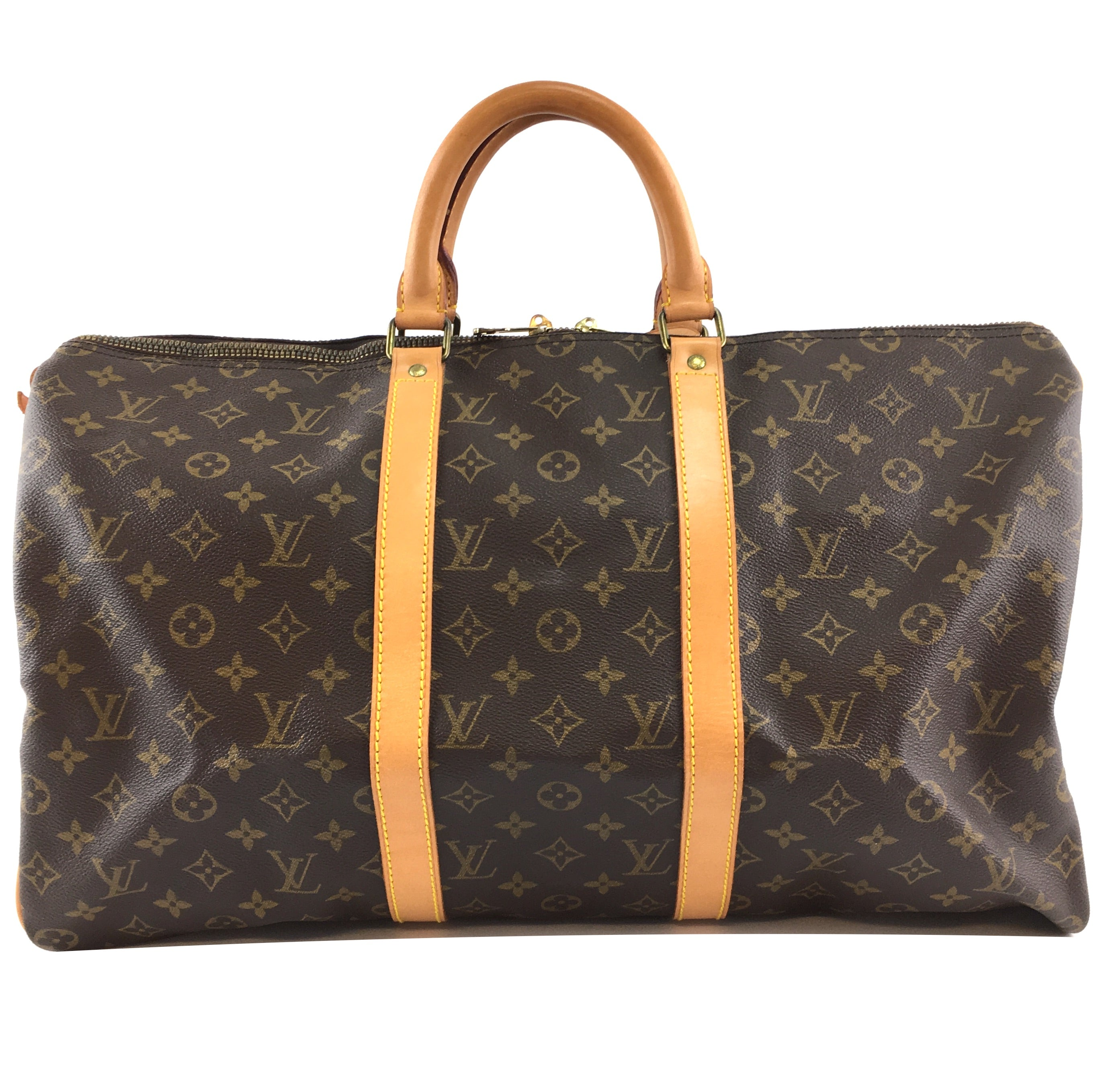 Louis Vuitton Keepall 50 Monogram Canvas