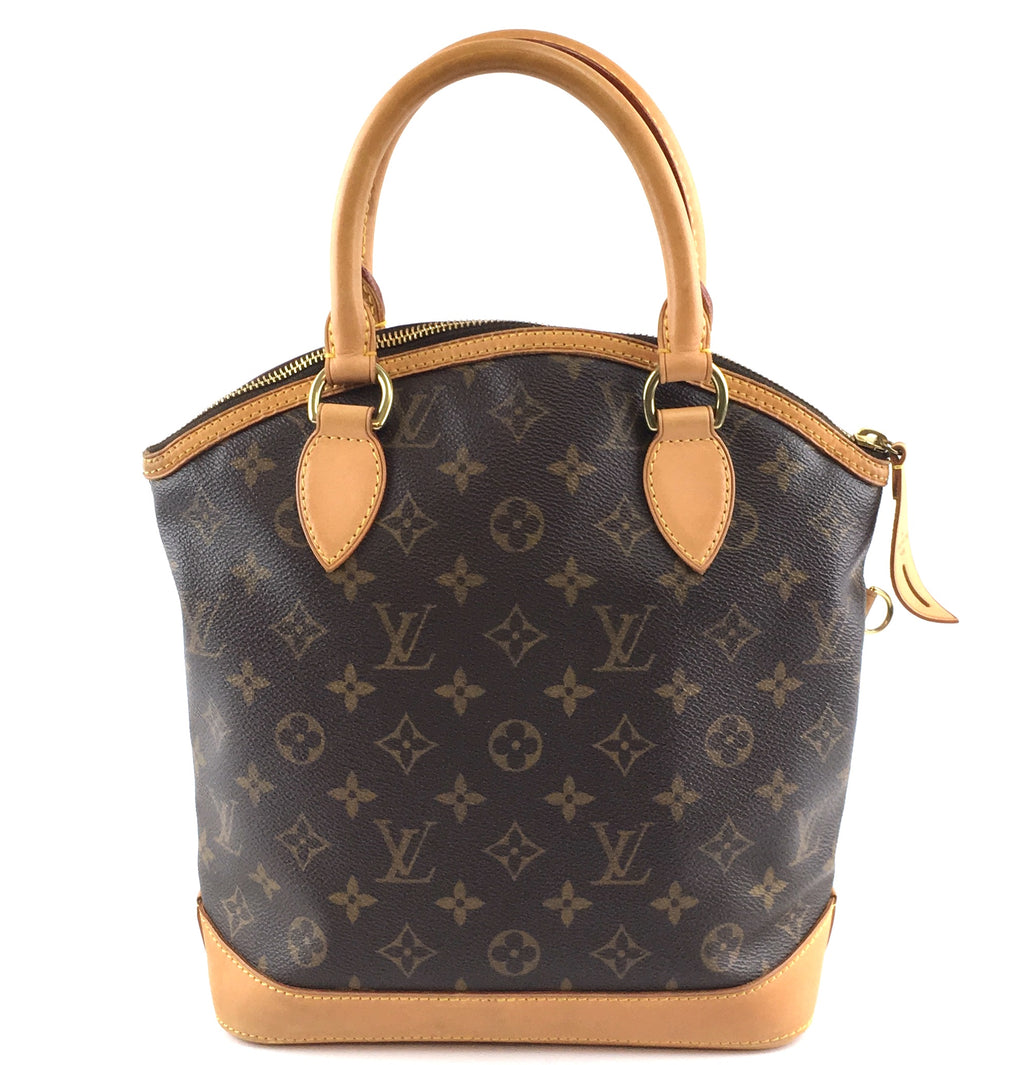 Louis Vuitton Lockit Vertical PM Monogram Canvas
