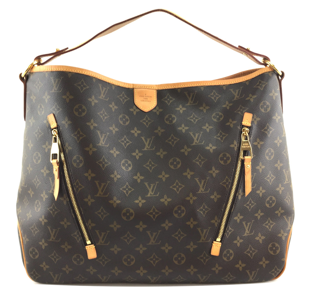 Louis Vuitton Delightful Hobo GM Monogram Canvas