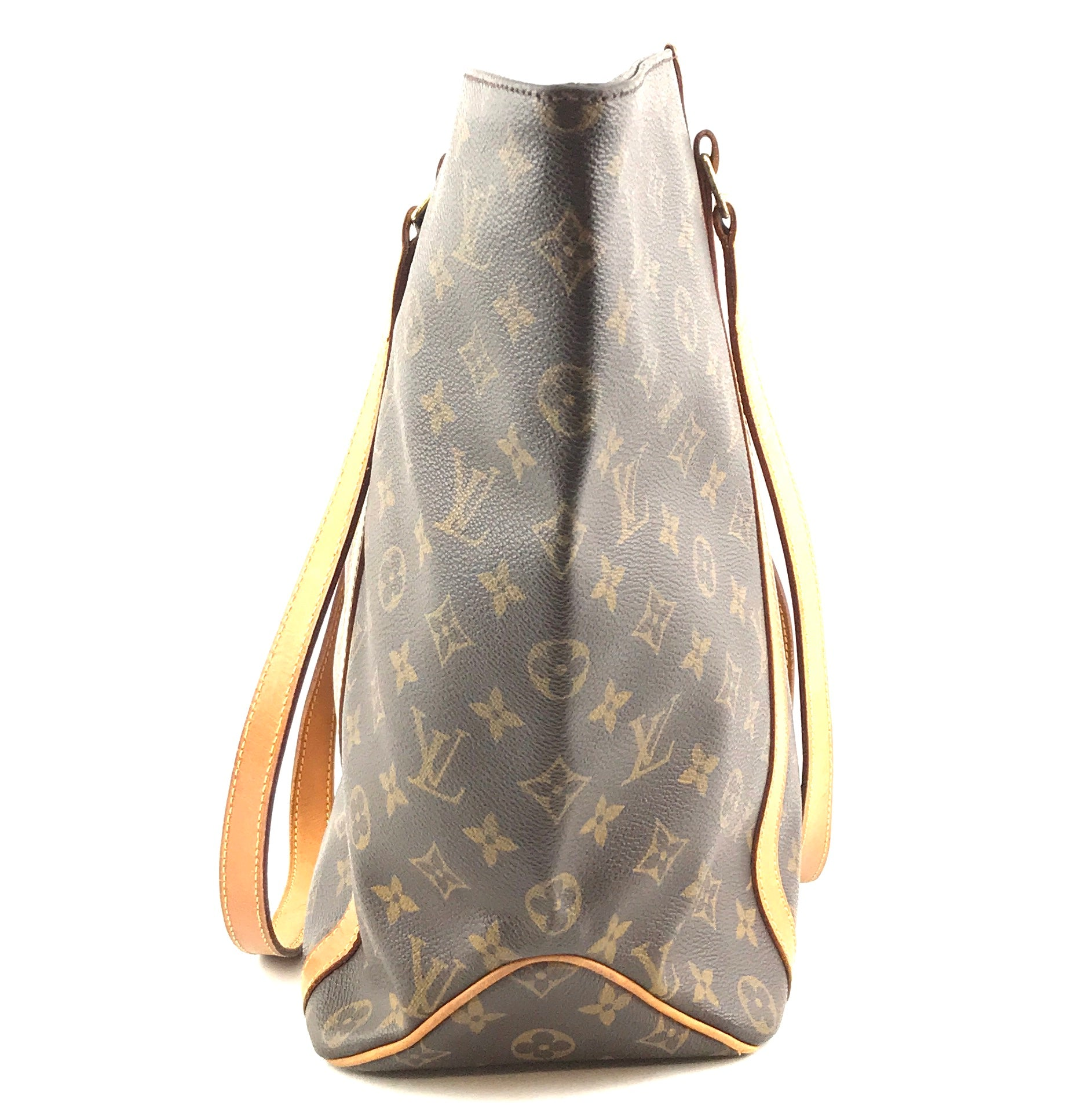 Louis Vuitton Sac Shopping Tote Monogram Canvas