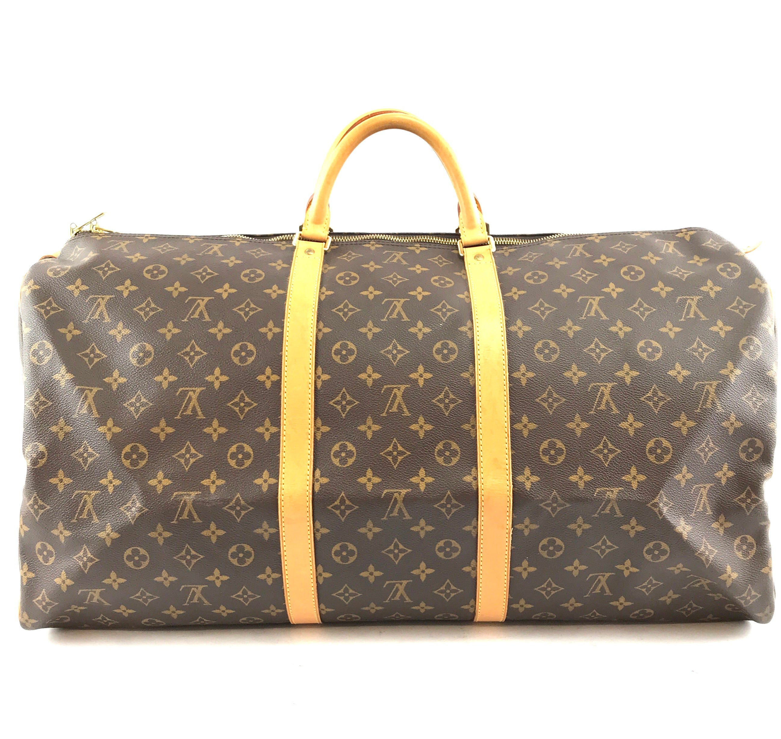 Louis Vuitton Keepall 60 Monogram Canvas