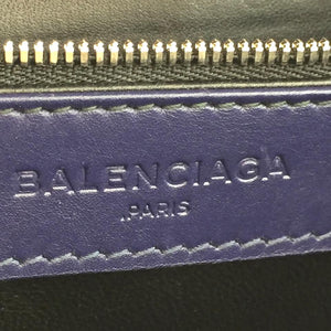 Balenciaga Patent Leather Iridescent