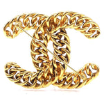Chanel CC Chain Hardware Brooch