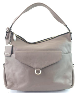 DKNY Hobo Crosby Desert Leather