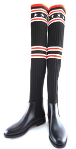 Givenchy Storm Over The Knee Sock Boots