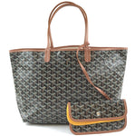 Goyard Saint Louis PM Brown Canvas