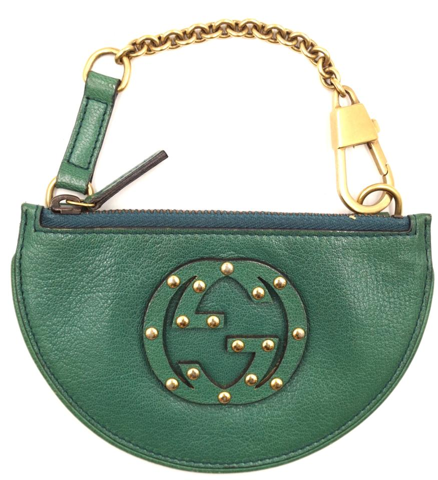 Gucci GG Soho Studs Key Cles Wallet