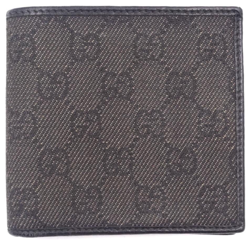 Gucci GG Guccisima Leather Bifold Wallet