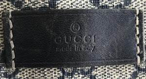 Gucci GG Guccissima Canvas Shoulder Bag
