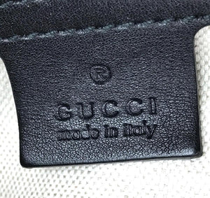 Gucci GG Emilie Large Black Leather