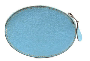 Hermes Chevre Leather H Coin Purse