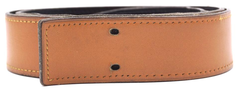 Reversible Leather Vintage Adjustable Belt