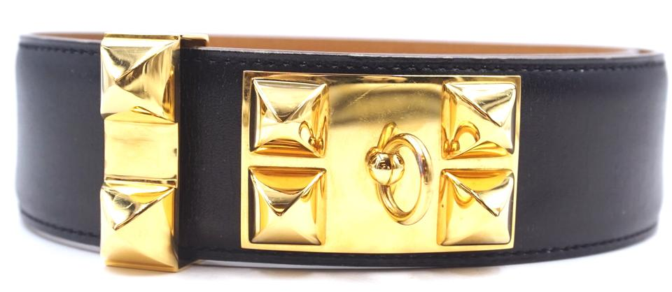 Hermes Cdc Leather Size 70 Belt