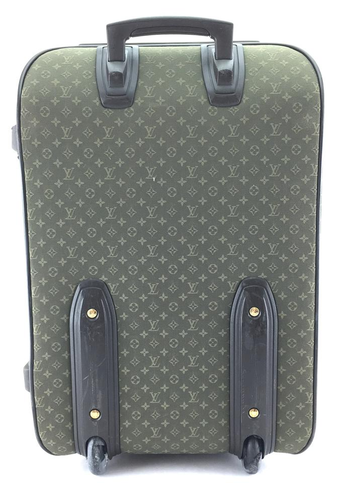 Louis Vuitton Monogram Pegase Luggage Suitcase 55