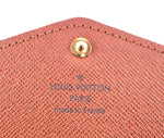 Louis Vuitton Monogram Neo Sarah Flap Organizer Long Wallet