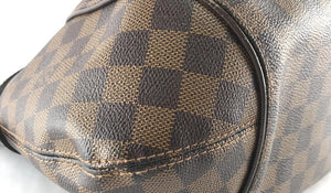 Louis Vuitton Sistina MM Damier Ebene Canvas