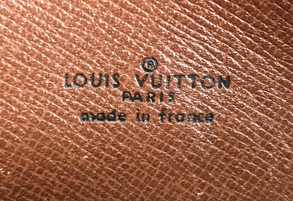Louis Vuitton Monogram Saint St Cloud