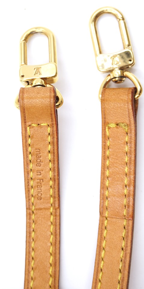 Louis Vuitton Vachetta Leather Shoulder Long Strap