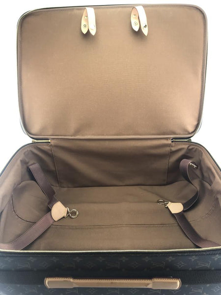 899e7898536a Louis Vuitton Monogram Pegase Luggage Suitcase 55- NYC Fashion ...