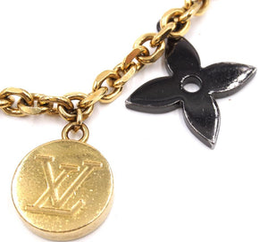 Louis Vuitton Monogram Key Ring Chain For Bag Charm
