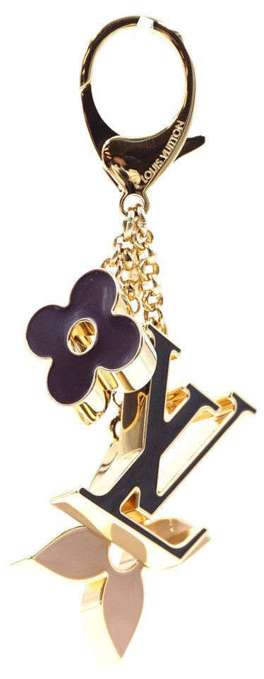 Louis Vuitton Monogram Key Ring Chain Charm
