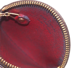 Louis Vuitton Monogram Cherry Round Coin Wallet
