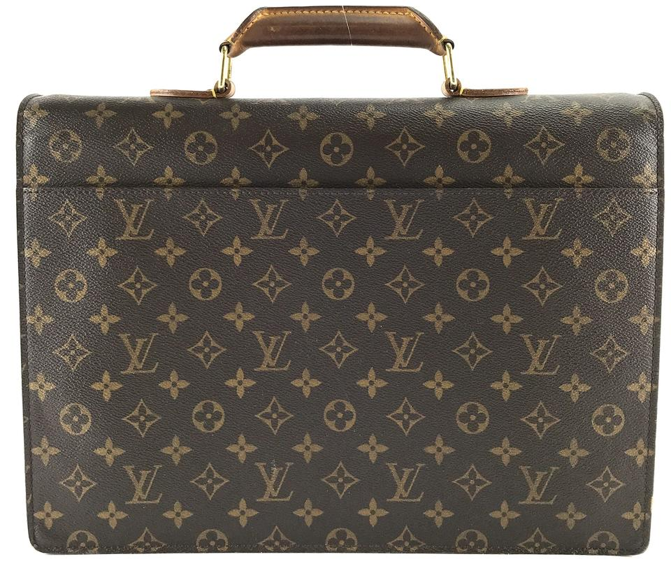 Louis Vuitton Monogram Serviette Conseiller Briefcase