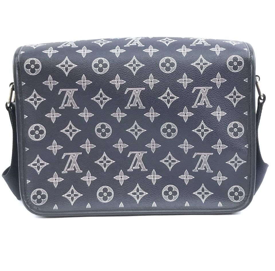 Louis Vuitton Savane Eclipse Monogram Canvas