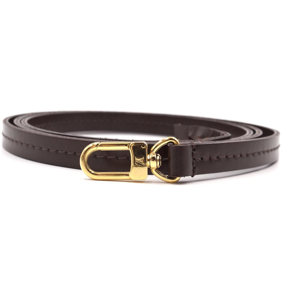 Louis Vuitton Brown Eva Leather Shoulder Strap