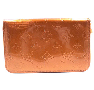 Louis Vuitton Vernis Zippy Around Organizer Wallet