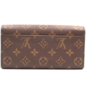 Louis Vuitton Monogram Neo Sarah Long Organizer Wallet