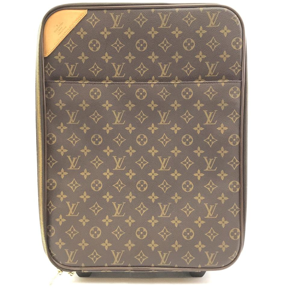 Louis Vuitton Pegase 45 Monogram Canvas
