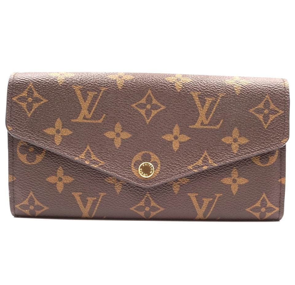 Louis Vuitton Monogram Neo Sarah Organizer Long Wallet