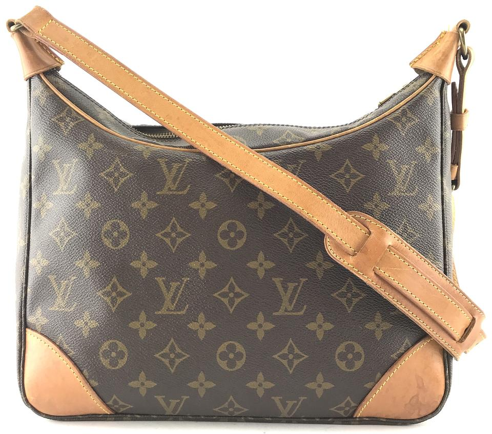 Monogram Boulogne Shoulder Bag