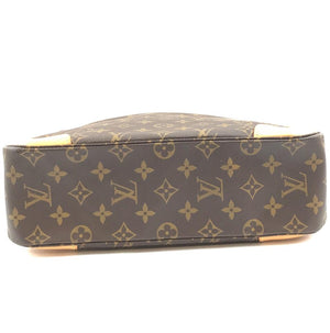 Louis Vuitton Boulogne Hobo Monogram Canvas