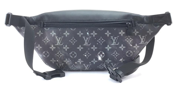 74af48965ed7 ... Galaxy Monogram Starry Sky Bumbag Two Way Fanny Pack Waist Backpack ...