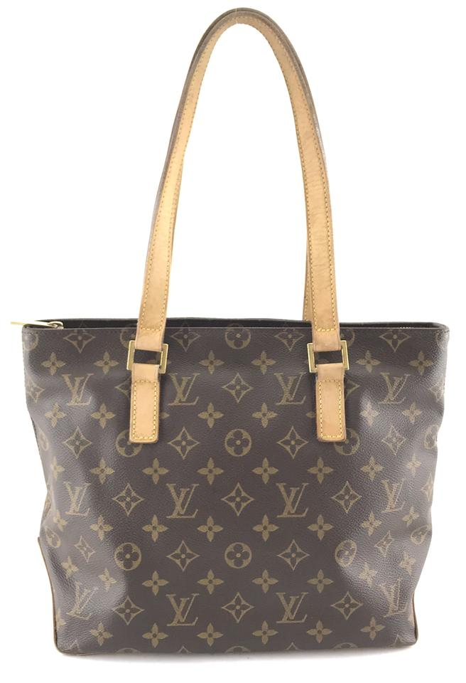 Louis Vuitton Monogram Cabas Piano Tote