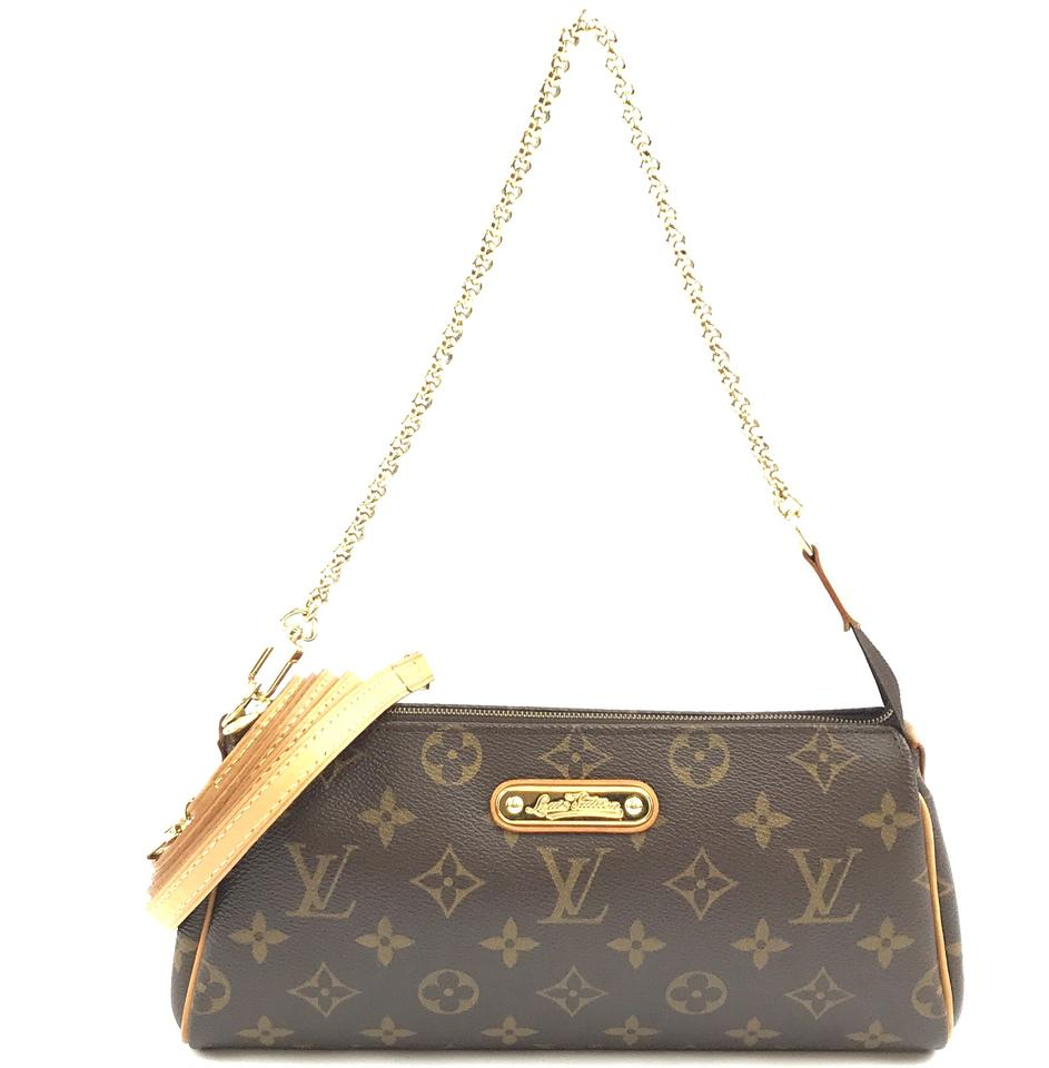 Louis Vuitton Eva Monogram Canvas