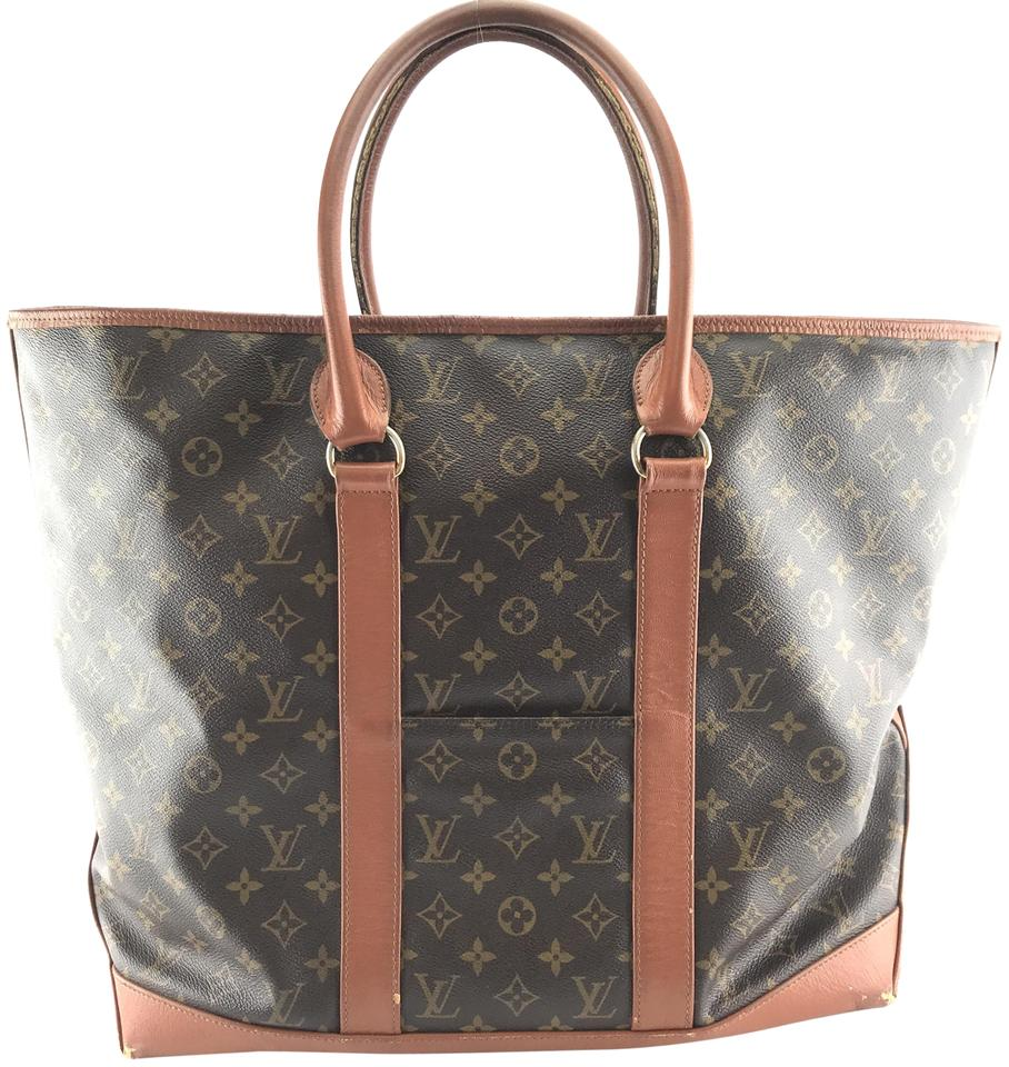 Monogram Duffle Sac Gm
