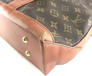 Louis Vuitton Monogram Duffle Sac Weekend