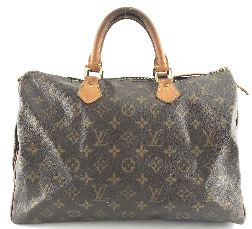 Monogram Duffle Speedy 35